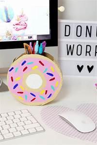 Wie Macht Man Donuts : diy donut stiftehalter aus klopapierrrollen selber basteln ~ Eleganceandgraceweddings.com Haus und Dekorationen