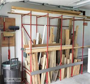 130 upcycled storage ideas! Pallets, chairs, toolboxes