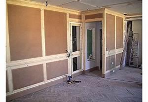 creer un escalier interieur 6 habillage int233rieur de With habillage mur interieur en bois