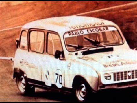 Pablo Escobar Car by Axis Of Oversteer The Racing Career Of Pablo Escobar