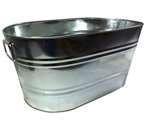 cooler tubs for drinks galvanized metal beverage drink