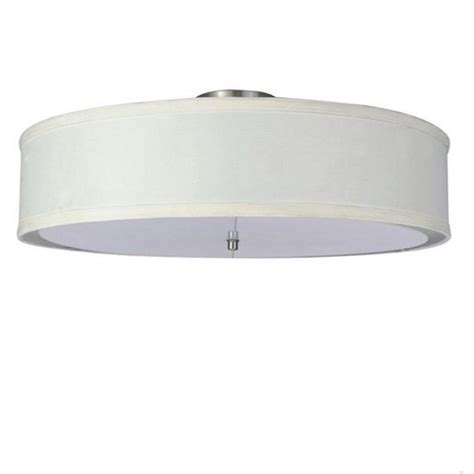 drum shade ceiling l for hotel lobbies and corridors