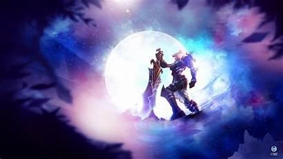 Riven Legends League Championship Wallpapers 4k Lol