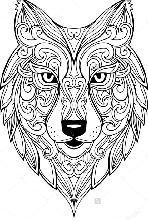 Pin by Tonya Hutcherson on Birds painting   Animal coloring pages, Mandala coloring pages, Wolf