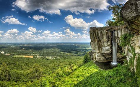 rock breathtaking landscapes