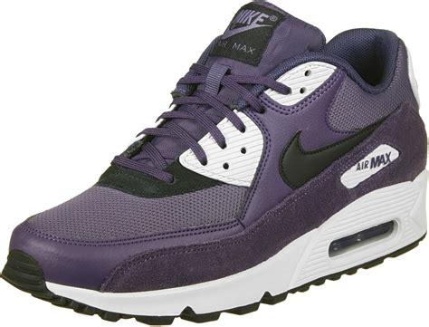 Nike Airmax 9 0 nike air max 90 w schuhe lila schwarz