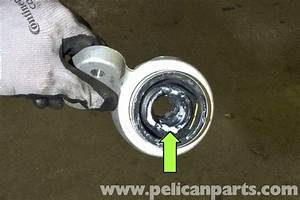 Bmw E46 Front Control Arm Bushing Replacement