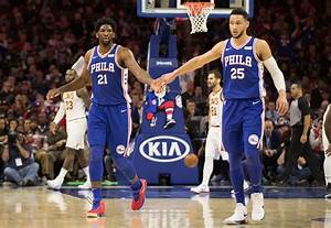 Joel Embiid goes for 33 points, 7 rebounds, 6 assists and ...