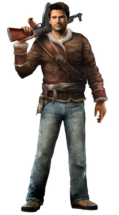 Nathan Drake Uncharted 2 Among Thieves Personajes