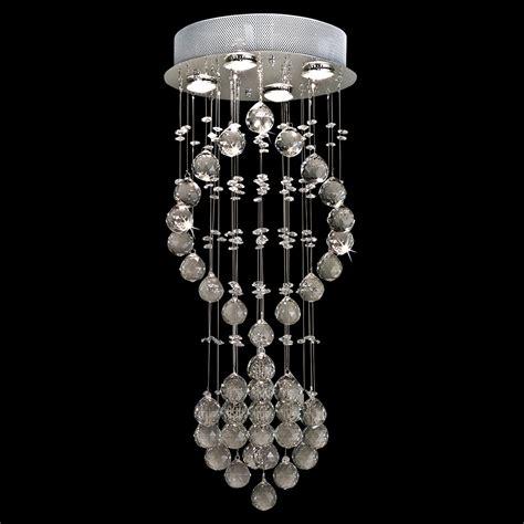 modern chandelier lighting evrosvet modern glass chandelier 4 light