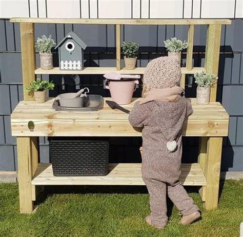 Spüle Für Die Küche by Spielk 252 Che F 252 R Den Garten Matsch K 252 Che Outdoor F 252 R Kinder