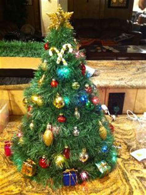 christmas tree     wire coat hangers