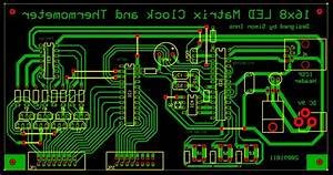 16 U00d78 Led Matrix Display  U2013 Waiting For Friday