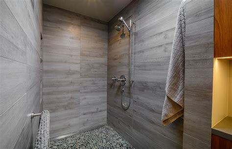 Walk In Shower Materials by Shower Floor Ideas That Reveal The Best Materials For The