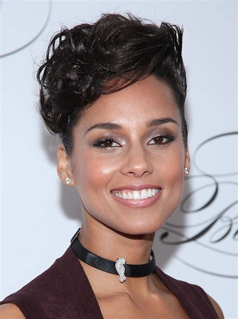 Alicia Keys Braided Hairstyles 2010 Pictures to Pin on