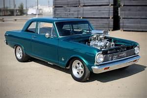1965 Chevrolet Nova Chevy Ii 2 Door With Blown 383 Stroker 550 Hp Plus
