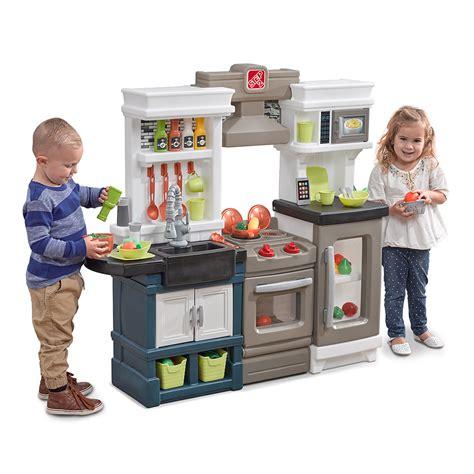 chefs kitchen play set step