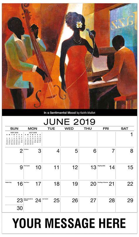 black art promotional calendar  african american art advertsing calendar