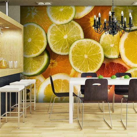 papier peint cuisine moderne merveilleux tapisserie cuisine moderne 5 id233e papier