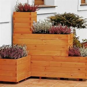 Pflanzkästen Aus Holz : pflanzkasten 30 5 x 91 5 x 40 cm fichte kiefer 7434 pflanzgefaesse iagb gartenholz ~ Orissabook.com Haus und Dekorationen