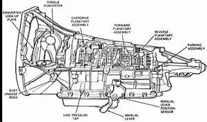 30 4r100 Transmission Diagram