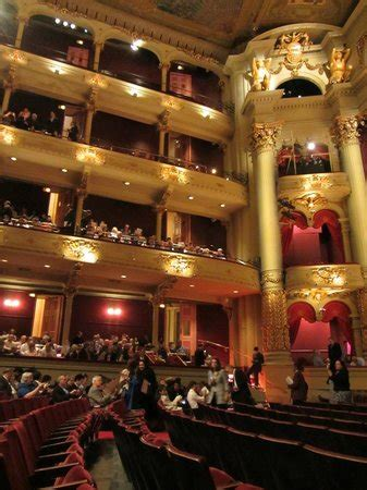 View from seats around academy of music. Stunningly Beautiful...but Problematic Seating - Review of Academy of Music, Philadelphia, PA ...