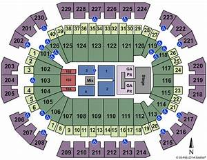 Save Mart Center Seating Chart Click Here To Buy Fresno