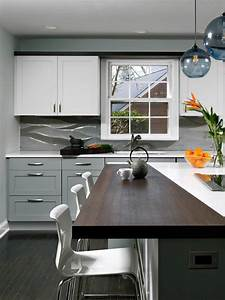 modern kitchen paint colors pictures ideas from hgtv hgtv With kitchen colors with white cabinets with john lennon wall art