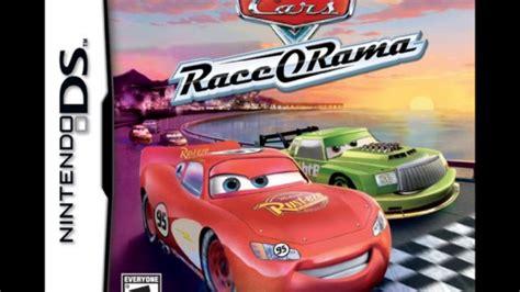 Cars Race-o-rama Nds Music