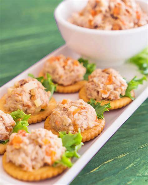 pate canapes receta de paté de atún casero varias recetas divina cocina