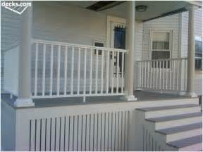 deck skirting and fascia decks