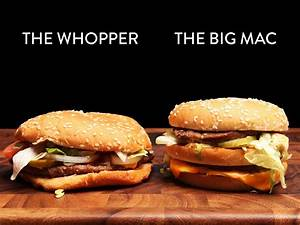 McDonald's Killed Burger King's McWhopper, so We Made it ...