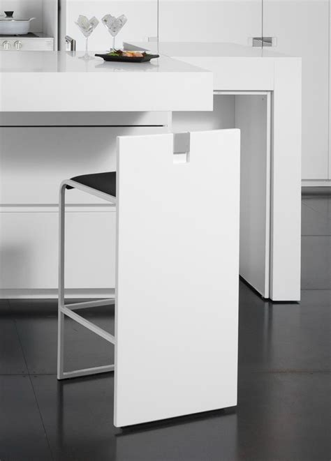 corian cucine lacquered corian 174 kitchen with island essential quadra by