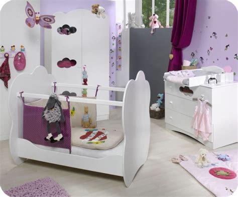 theme chambre bebe idée thème nuage chambre bébé fille help chambre de