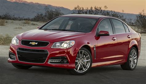 chevrolet ss 2015 chevrolet ss review cargurus