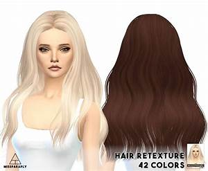 Skysims Hair Retextures At Miss Paraply Sims 4 Updates