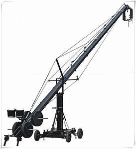 10m Film Camera Shooting Jib System - CM-FCU-10000 (China ...