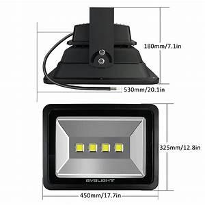 byb 200 watt super bright outdoor led flood light 500w With outdoor led flood light bulbs 200 watt equivalent