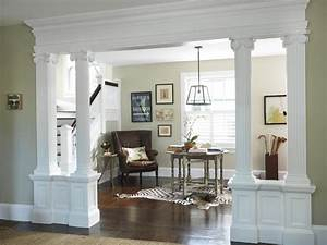 Living Room to Lobby - Traditional - Entry - providence