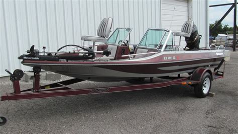 Used Fish And Ski Boats For Sale In Tennessee by Procraft 1750 Fish Ski Fish And Ski Used In