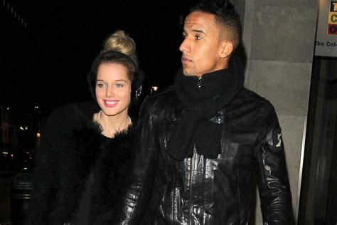 helen flanagan  scott sinclair break   good