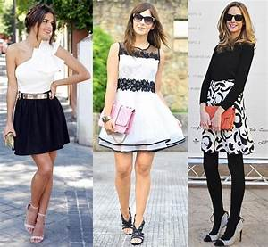 wedding guest dresses and attires for all seasons With black and white dresses for wedding guests