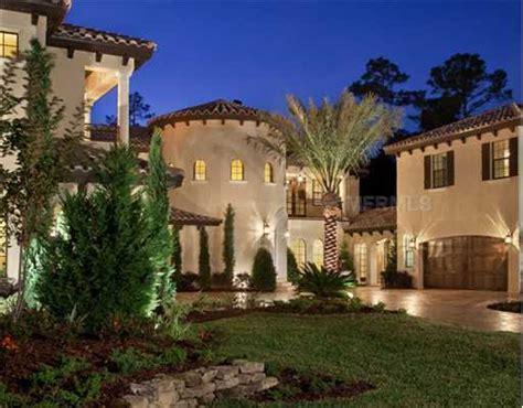 Villa Toscana ? A Spanish/Mediterranean Waterfront New