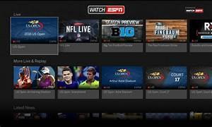 WatchESPN Launches on PlayStation®4 - ESPN MediaZone