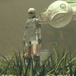 nier automata dlc lets players dress  original nier