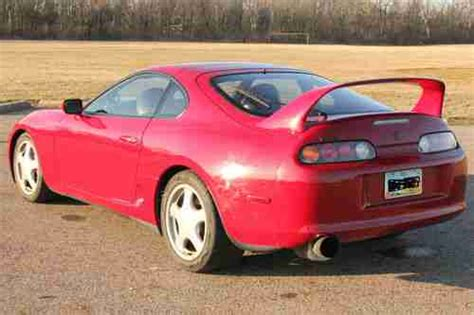 auto air conditioning service 1993 toyota supra electronic valve timing find used 1993 toyota supra single turbo targa 6 spd original paint low miles your gain in