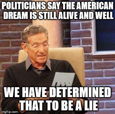 Dream Meme - maury lie detector meme imgflip
