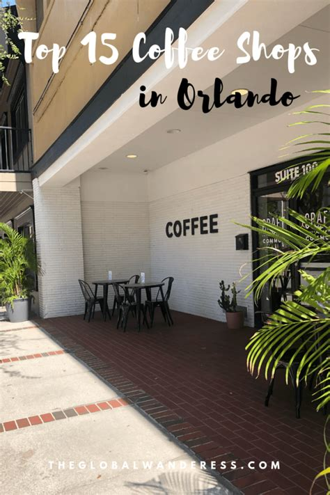 There's coffee shops all over orlando and though many of them are good, i do have quite a few favorites, so here are my top 15 coffee shops in orlando. Top 15 Coffee Shops in Orlando