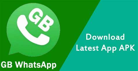 gb whatsapp version gb whatsapp 2019 app apk