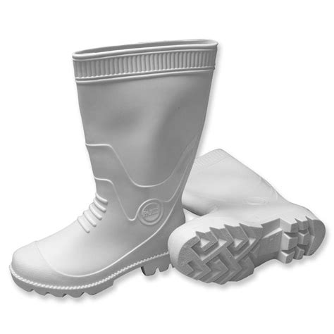 mat pvc white boots size 9 887009w the home depot